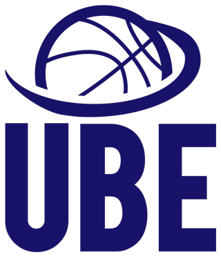 UBE players Retina Logo
