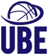 UBE players Sticky Logo